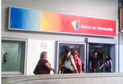 Banco venezuela