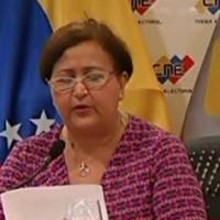 Venezuela: Presidenta del CNE anuncia fecha a formación de constituyentes