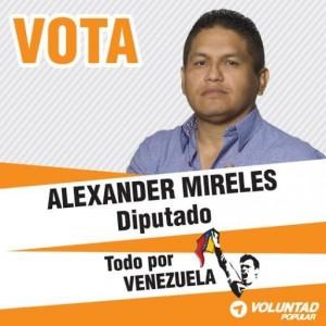 Alexander Mireles