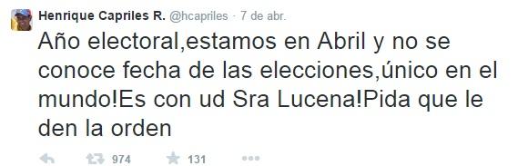 Capriles 2