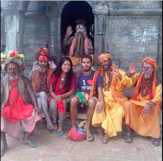 Matrimonio In Nepal : Matrimonio venezolano sobrevive a terremoto en nepal efecto cocuyo
