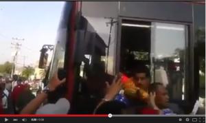Maduro devolviendo el mango