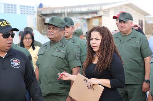 Romero Figueroa e Iris Varela