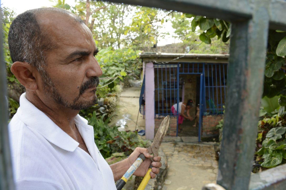 """José Gregorio Jiménez, tío de """"El Titi"""""""