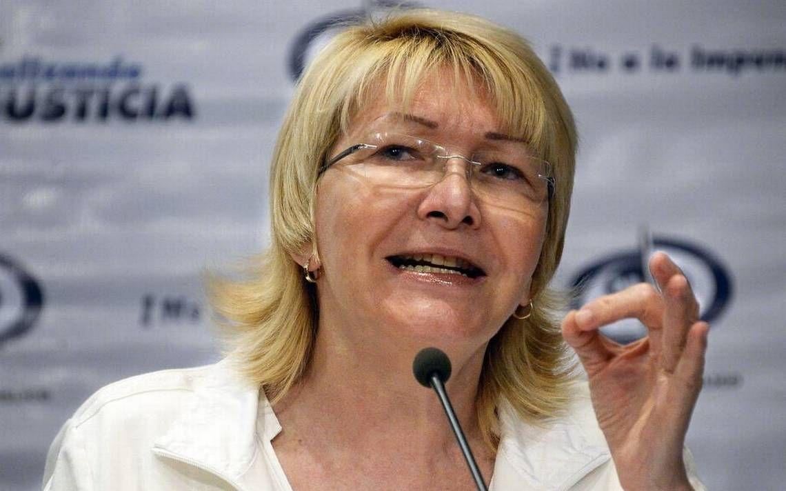 Fiscal general venezolana pide garantizar el derecho a la protesta pacífica