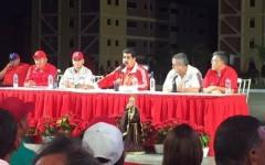 Maduro en Miranda