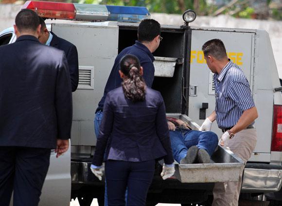 VENEZUELA--Muertos-2-hombres-en-tiroteo-con-el-Cicpc