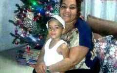 nirza y su nieto