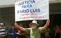 Justicia Mario Luis