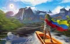 Obra del artista venezolano Oscar Olivares