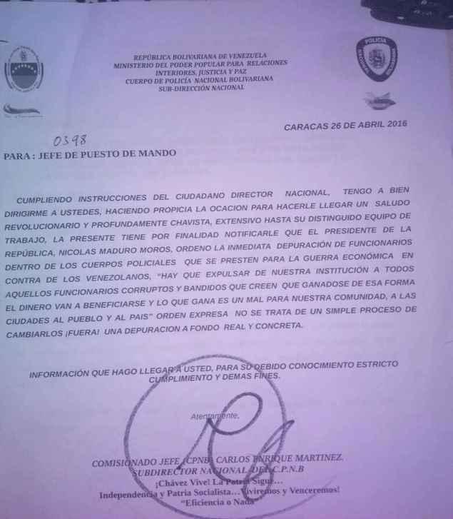 La mafia de las colas el modus operandi de los bachaqueros efecto cocuyo for Min interior y justicia