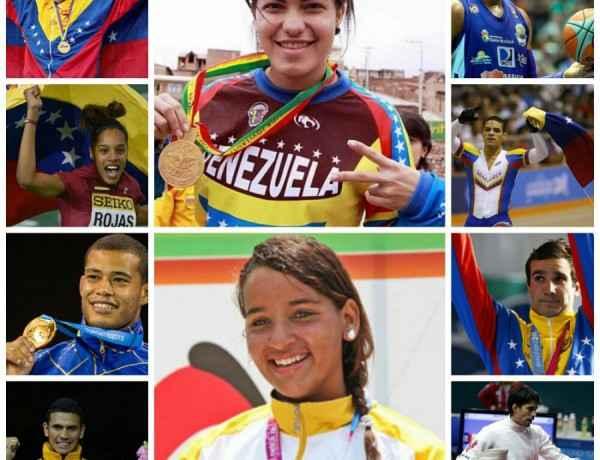 Los 10 deportistas postulados a ser abanderado olímpico para los jjoo río de Janeiro 2016