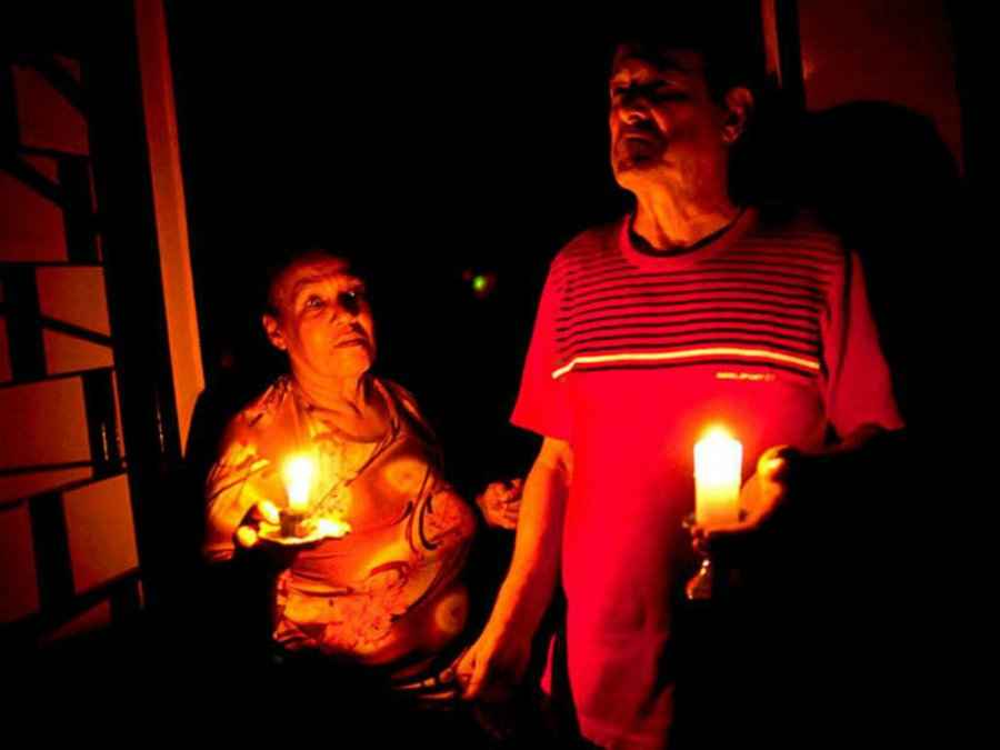 Racionamiento luz motta dominguez efecto cocuyo for Racionamiento de luz en aragua