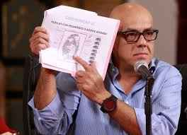 Rodriguez muestra planillas fraudulentas
