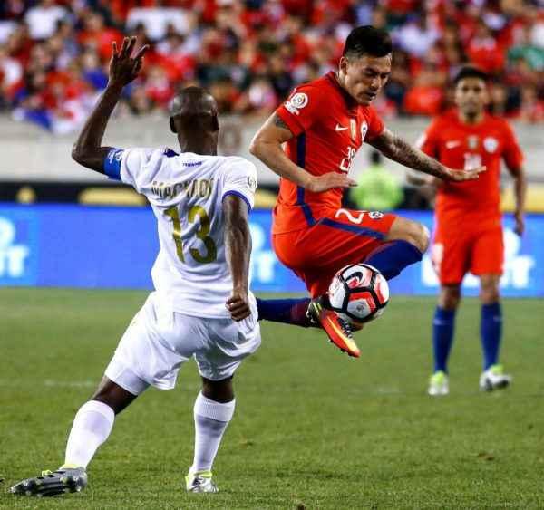 Chile vs. Panamá 1
