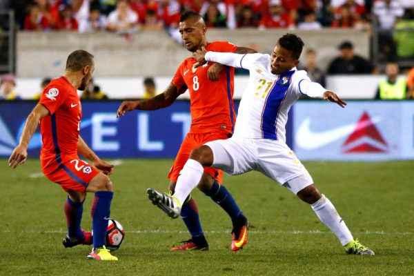 Chile vs. Panamá 2