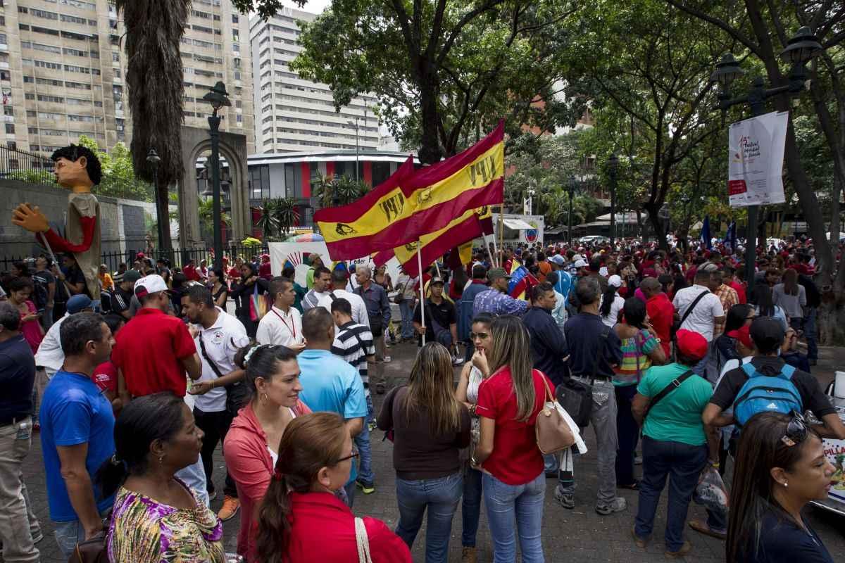 marcha chavismo 3