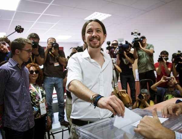 España, Podemos, Elecciones