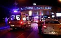 Servicios médicos y de seguridad llegan al aeropuerto