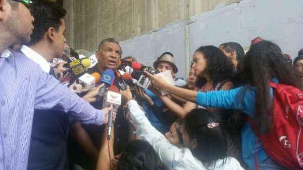 William Martínez, viceministro de Gestión de Riesgo y Protección Civil