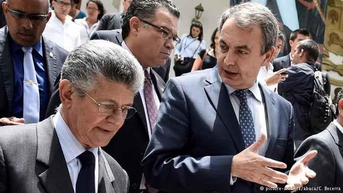Zapatero Ramos Allup