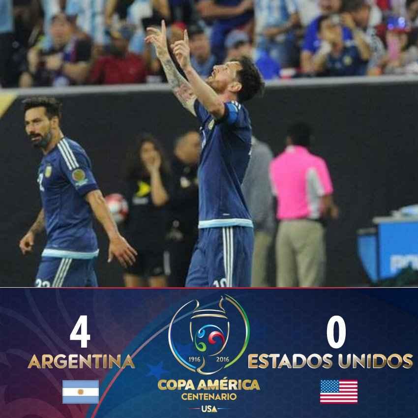 argentina resultado
