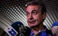 Zapatero en Ccs