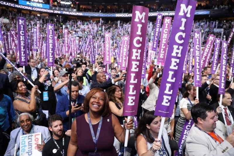 Convención Demócrata 2016