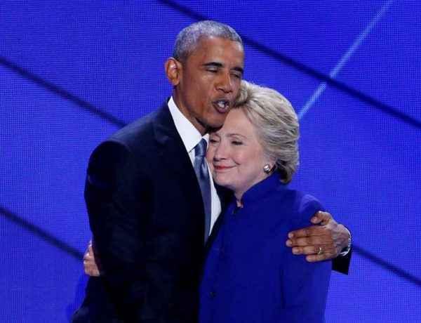 Hillary Clinton, Barack Obama, EEUU