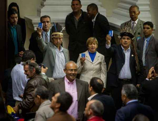 Amazonas, Diputados Asamblea Nacional