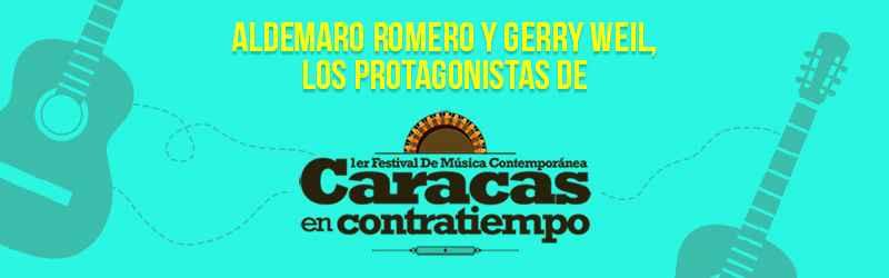 Aldemaro Romero y Gerry Weil