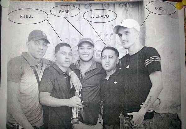 Banda Cota 905 El Coqui