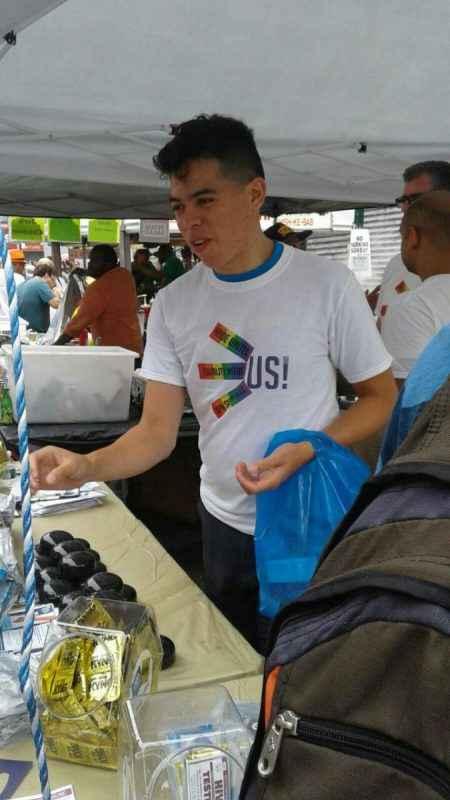 Venezolanos en Nueva York