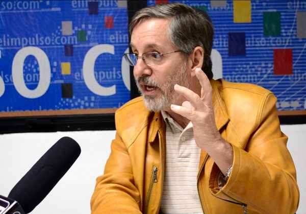Luis Lander, director del Observatorio Electoral Venezolano
