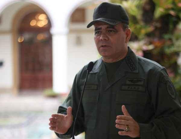 Padrino Lopez ministro de Defensa