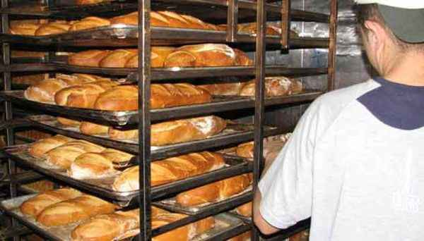 Panadería pan