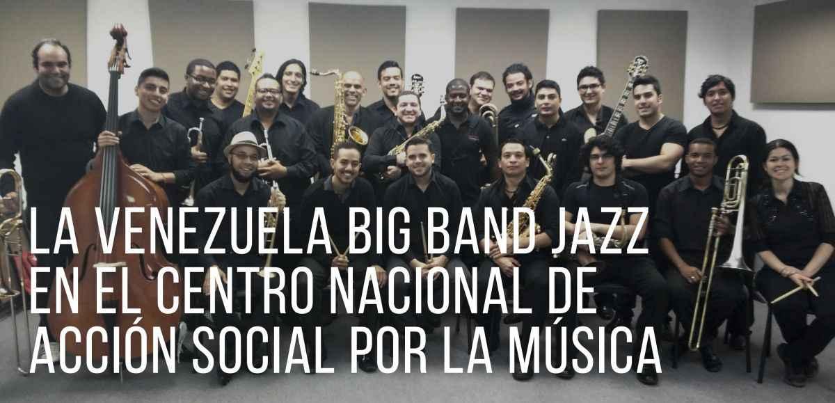 VenezuelaBigBand-Jazz