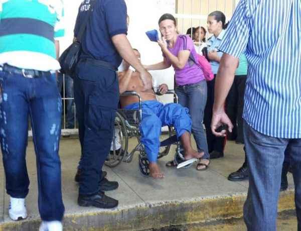 ataque granadas policía Guanare
