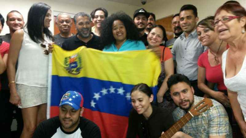 Diálogo por amor a Venezuela