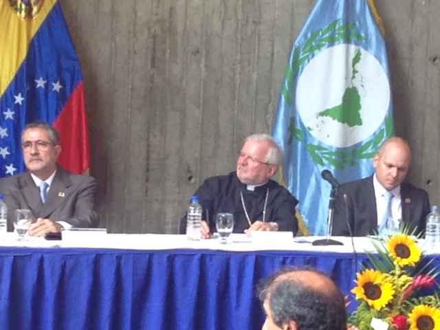Nuncio Apostólico Venezuela