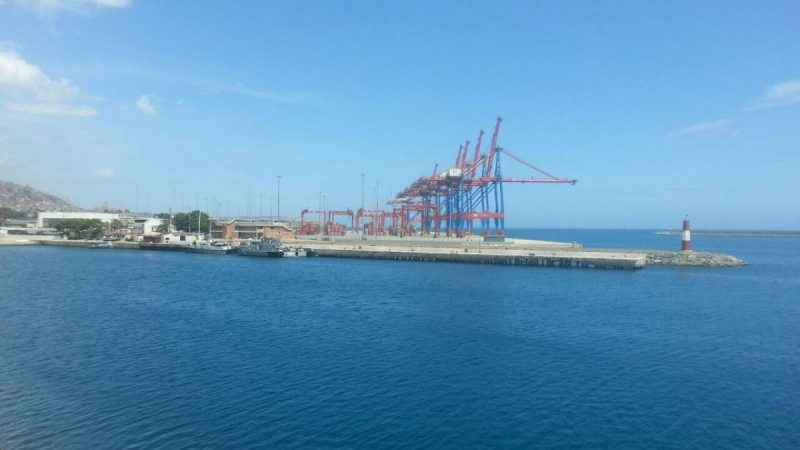 puerto de la guaira almacen