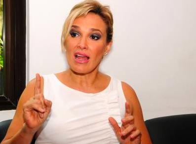 Cynthia Viteri, diputada ecuatoriana