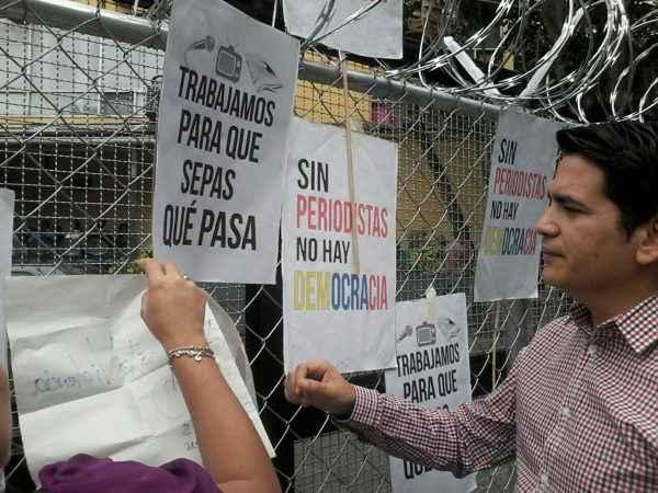protesta morgue de bello monte marco ruiz