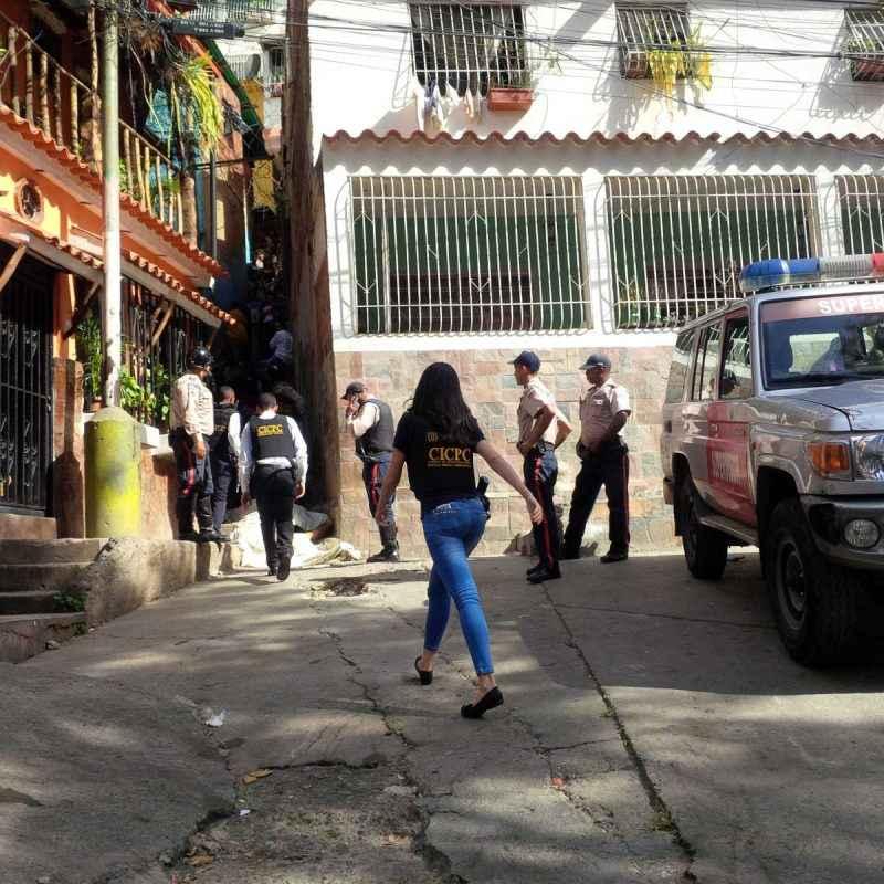 El Valle enfrentamiento seis muertos VCML