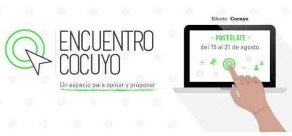 Encuentro Cocuyo forma parte del programa Periodismo, participación y Ciudadanía de Efecto Cocuyo