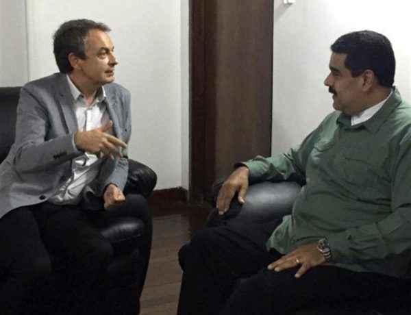 El presidente venezolano dijo que fue fructífero en encuentro