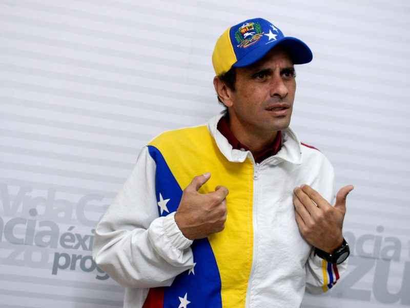 Cidh instó al Gobierno a salvaguardar los derechos de Capriles