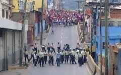 CNE Los  Teques oficialistas @UnidadVenezuela