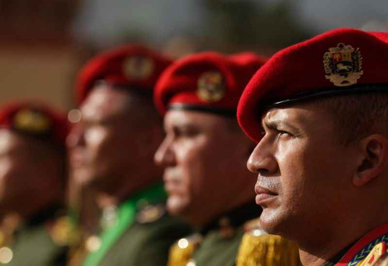 guardia de honor presidencial