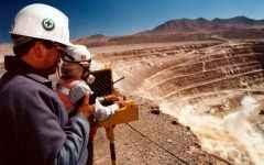 trabajo mineria Ciencia Venezuela